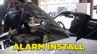 How to Install an Alarm