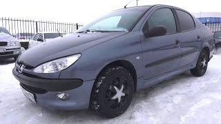 2007 Peugeot  206 (2B) 1.4 MT. Start Up, Engine, and In Depth Tour.