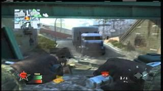 Call of Duty Black Ops: Tomahawk Minitage