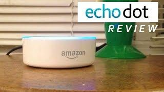 Amazon Echo Dot (2nd Gen) | Review and Alexa Demo
