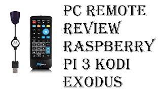 PC Remote Review - Wireless USB Laptop PC Keyboard Mouse Remote Control Media Center Controller
