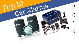 10 Best Car Alarms 2015