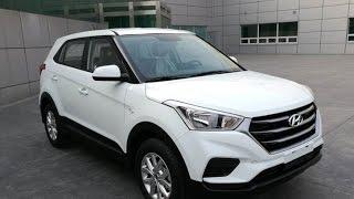 India-bound 2018 Hyundai Creta/2018 Hyundai ix25 (Facelift) caught undisguised in China