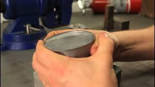 How to Open a Can without a Can Opener - KGB Survivalist