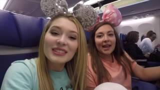 Walt Disney World Vlog - Travel Day!