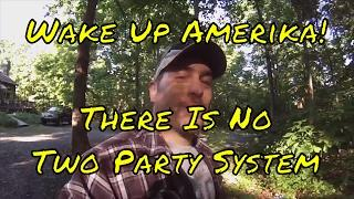 Wake Up America! There Is No Two Party System. We Are Slaves.
