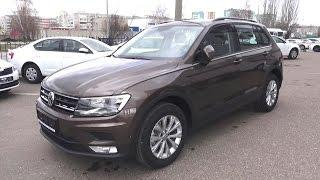 2017 Volkswagen Tiguan 1.4 TSI MT 4Motion. Start Up, Engine, and In Depth Tour.