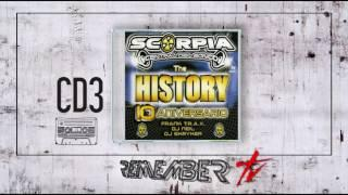 Scorpia The History - 10º Aniversario By dj Skryker (CD3) (2003)