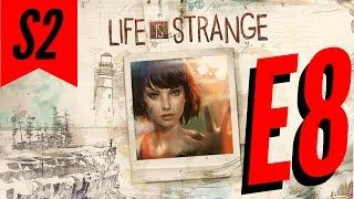 Life is Strange ep. 8 - Let's Play w/ Live Commentary BREAKFAST AND TIME TRAVEL!